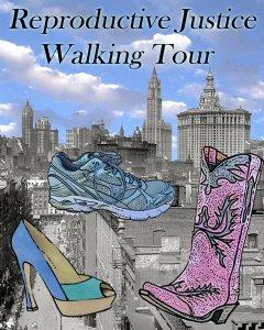 Reproductive Justice Walking Tour and Fair, June 7, 2014