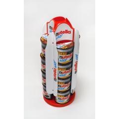 Henschel-Steinau Wins POPAI Outstanding Merchandising Achievement Award for Nutella & GO! Retail Display