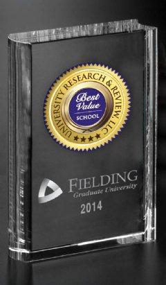 2014 Best Value School Trophy