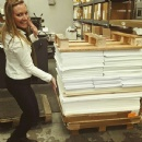 Tucson Print Company Giving Away Paper to Area School