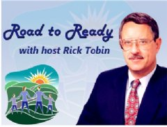 Rick Tobin Host of the Road to Ready