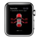 Porsche Car Connect for Apple Watch