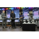 NBC�S Today Show Jams with Georgia Tech Robots in New York City