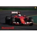 Honeywell Turbo Development Helps Scuderia Ferrari to Generate More Power in Formula One