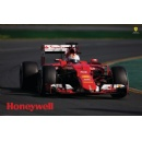 Honeywell Turbo Development Helps Scuderia Ferrari to Generate More Power in Formula One