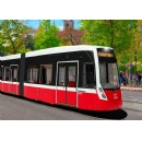 Bombardier Wins Contract to Manufacture and Maintain up to 156 Trams for Vienna, Austria