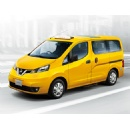 Nissan Launches NV200 Taxi