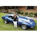 Allstate Reunites Customer with 1972 Corvette Stingray Stolen 43 Years Ago