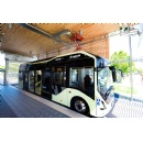Gothenburg�s 100 % renewable electricity bus route with Siemens technology