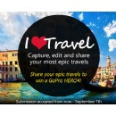 CyberLink Announces �I Love Travel 2015� Short Film Contest