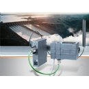 Connecting industrial outstations inexpensively and securely