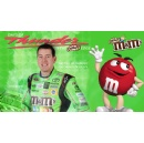 NASCAR Star Kyle Busch Celebrates the Return of M&M�S� Crispy