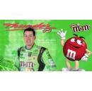 NASCAR Star Kyle Busch Celebrates the Return of M&M�S� Crispy