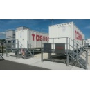 Toshiba handed over Lithium-ion Battery Energy Storage System For Frequency Regulation Project in Sardinia, Italy