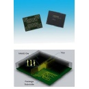 Toshiba Develops World�s First 16-die Stacked NAND Flash Memory with TSV Technology