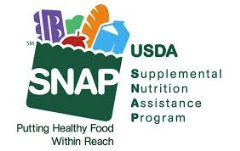 The SNAP-ed Grant federal funds are administered by the USDA Food & Nutrition Service to support nutrition education  programs.