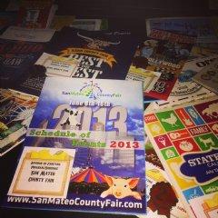 The San Mateo County Fair Took Home 20 Western Fair Association�s (WFA) Acheivement Awards.