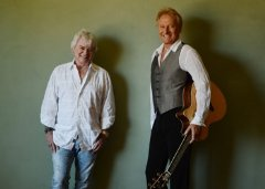 Graham Russell and Russell Hitchcock of Air Supply.