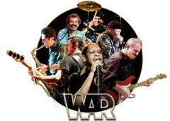 WAR returns to perform at the San Mateo County Fair which runs June 7-15th.