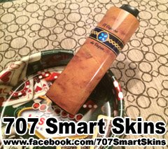 707 Smart Skins - PAX, MVP, VV, C Twist, Vision Spinner Skins Covers Wraps Sleeves