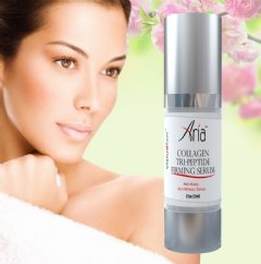 Visio Elan Aria Collagen Tri-Peptide Serum Anti-Aging, Anti-Wrinkle