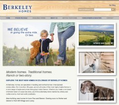 The newly launched homebuyer-friendly LiveBerkeley.com Website