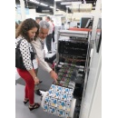Fujifilm Hosts Latin American Attendees at Chicago Technology Center