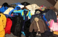 CommonWealth One Federal Credit Union Warm Hearts Coat Drive