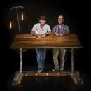 Custom Built Melbourne Furniture Designer and Builder, Custom Industrial, Provides Right Stuff for Zoo Studio