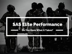 SAS Fitness Training