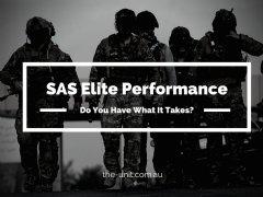SAS Fitness Training
