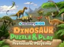 Cupcake Digital and Discovery Communications� Latest App, Discovery Kids Dinosaur Puzzle & Play, Roars Into App Stores