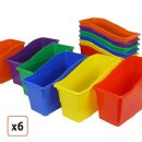 New Classroom Storage Products Now Available on JustPlasticBoxes.com