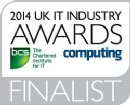 NewVoiceMedia named as finalist at UK IT Industry Awards