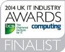 NewVoiceMedia named as finalist at UK IT Industry Awards