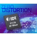 New IDT Mixer Lowers Distortion, Cuts Power Consumption up to 30%