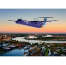 Bombardier Congratulates Flybe on the Launch of Q400 Aircraft Operations from London City Airport