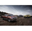 2016 Nissan TITAN XD Creates