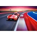 Nissan Reveals Le Mans Challanger during Super Bowl