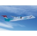 Bombardier and Luxair Sign Firm Purchase Agreement for up to Five Q400 NextGen Aircraft