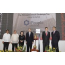 iPeople marks its listing anniversary