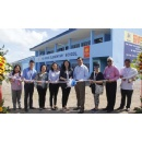 PSE and SM Foundation lead school building turnover ceremony in Leyte