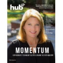Automotive Innovation/Transportation Tech Featured in Latest Issue of Hub Magazine