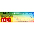 Compass Intelligence �Spring Sale� for Recently Published Reports
