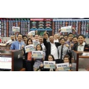PSE index pierces 8,000 level