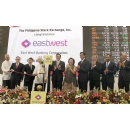 EastWest Bank lists shares from stock rights offering