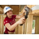 Habitat for Humanity AmeriCorps members observe Katrina anniversary with New Orleans building event