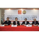 PSE, BAP sign purchase agreement for PDS shares