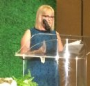 Jill Levy-Fisch, President of The Save Babies Through Screening Foundation, awarded Global Genes RARE Champion of Hope in Advocacy Award