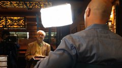 Robert Spector, interviews Marc Chatalas, owner of Cactus Restaurants in the Award Winning video produced by Steve Lawson for Friendly Voice, Inc.